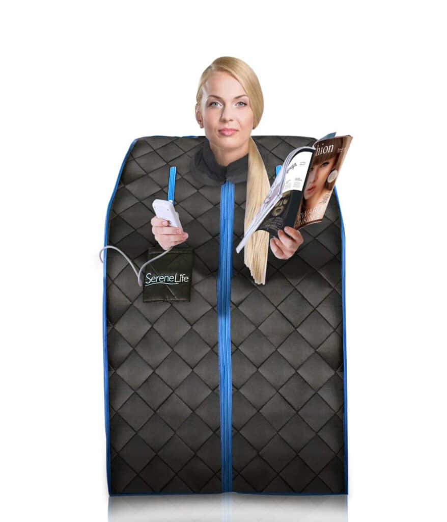SereneLife-Portable-Infrared-Home-Spa